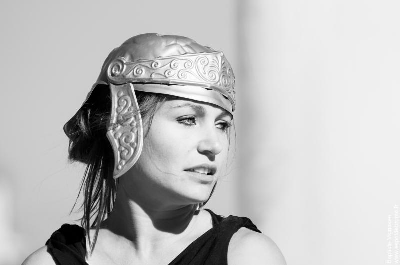 L'Odyssée d'Ulysse - Thai-Son Richardier - Chariot de Thespis