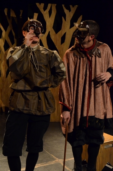 Comme il vous plaira - Shakespeare - Chariot de Thespis