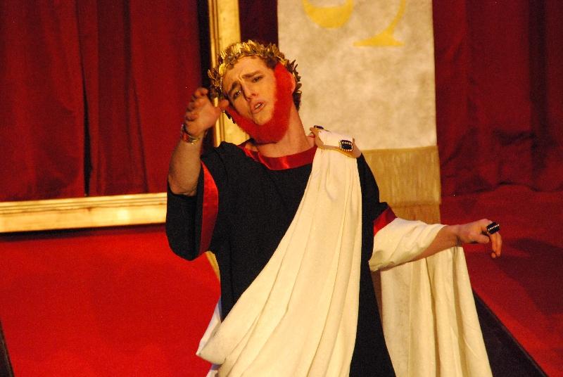 Néron la romaine