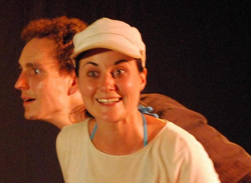 Chagall rêve mozart Le Petit Théâtre Loïc BONNET Lyon