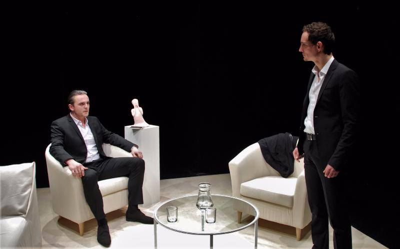 Un contrat - Lodoïs Dorée - Théâtre de l'Homme